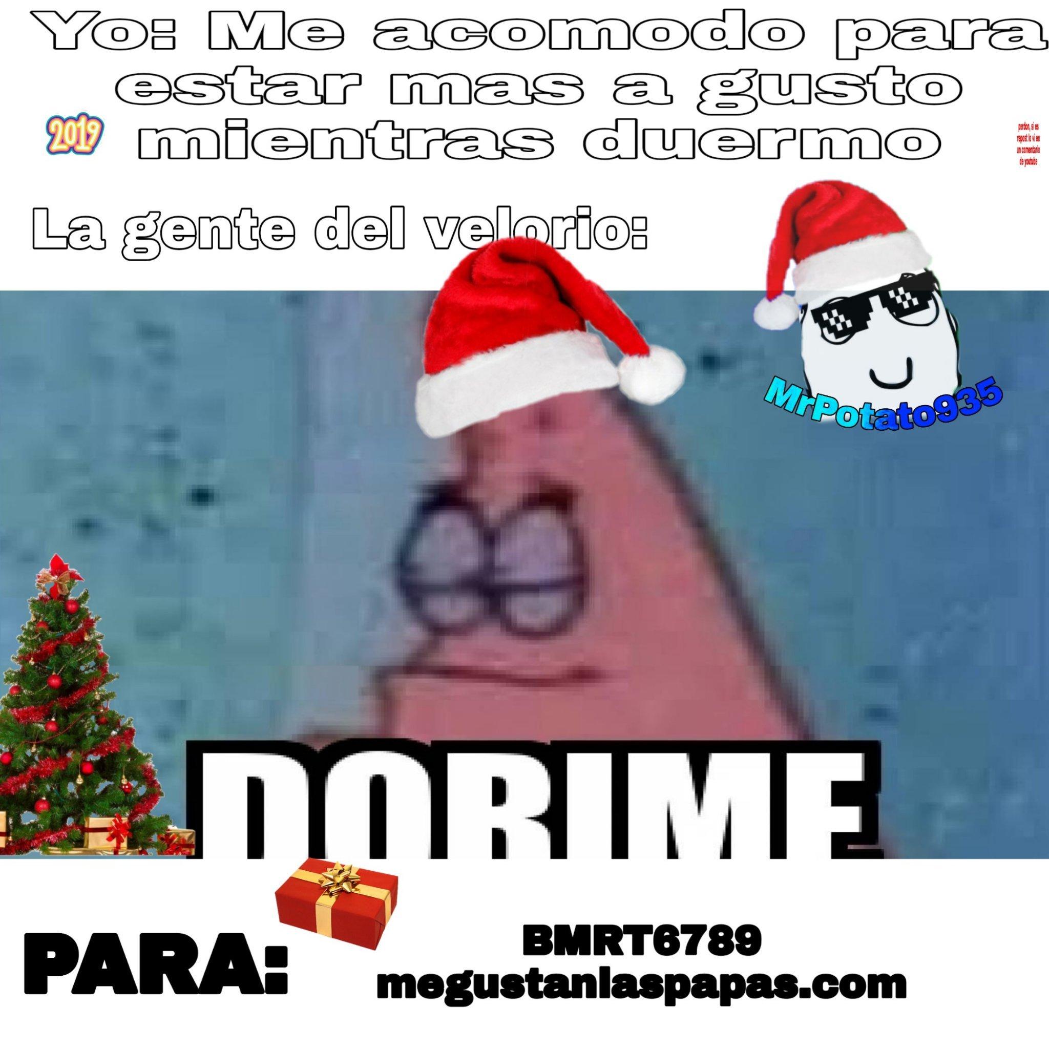 Feliz navidas - meme