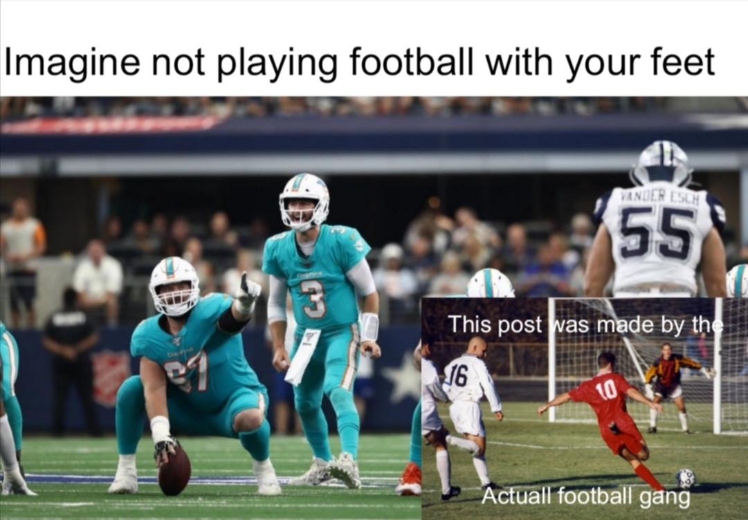 Football - meme