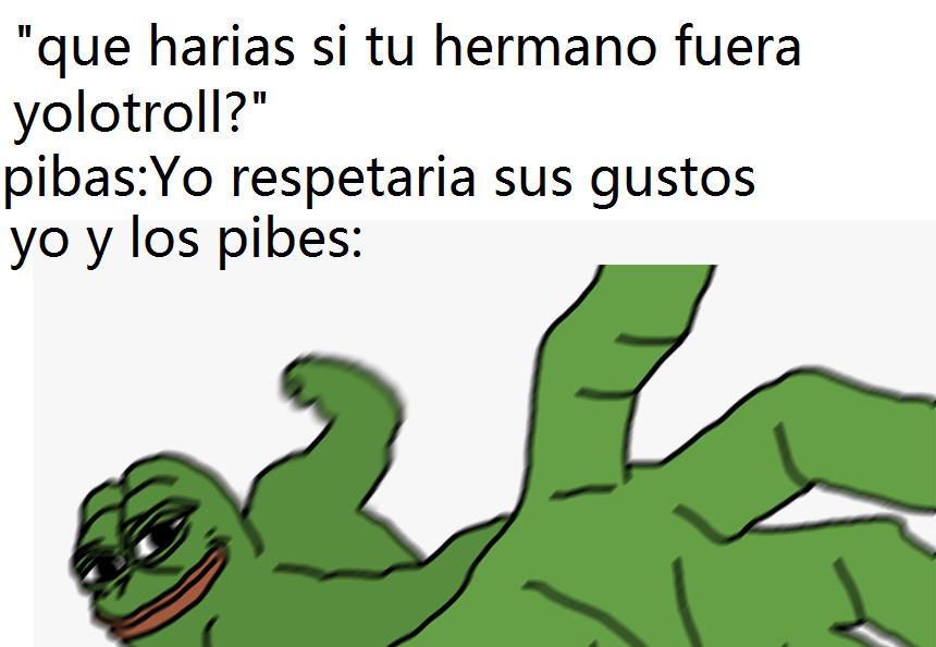 muere yolotroll - meme