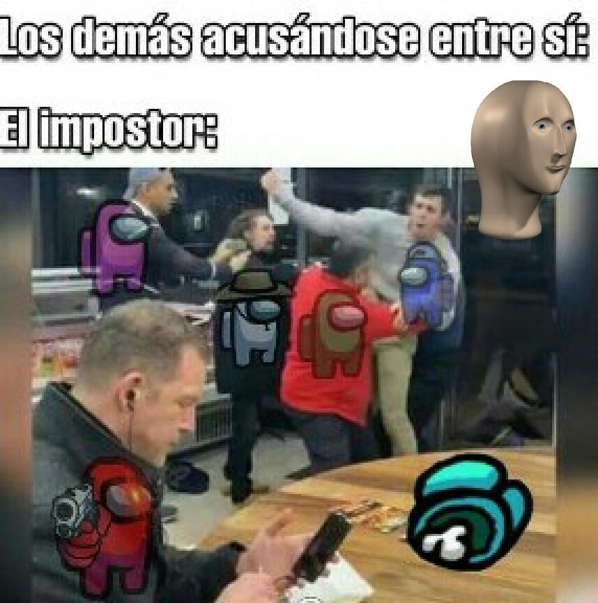 Impostor - meme