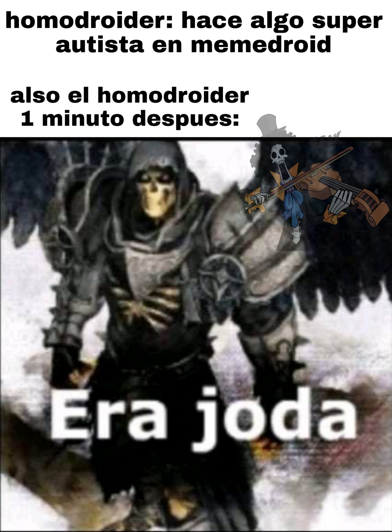 Nieguenmelo xDXdXdXDXd - meme