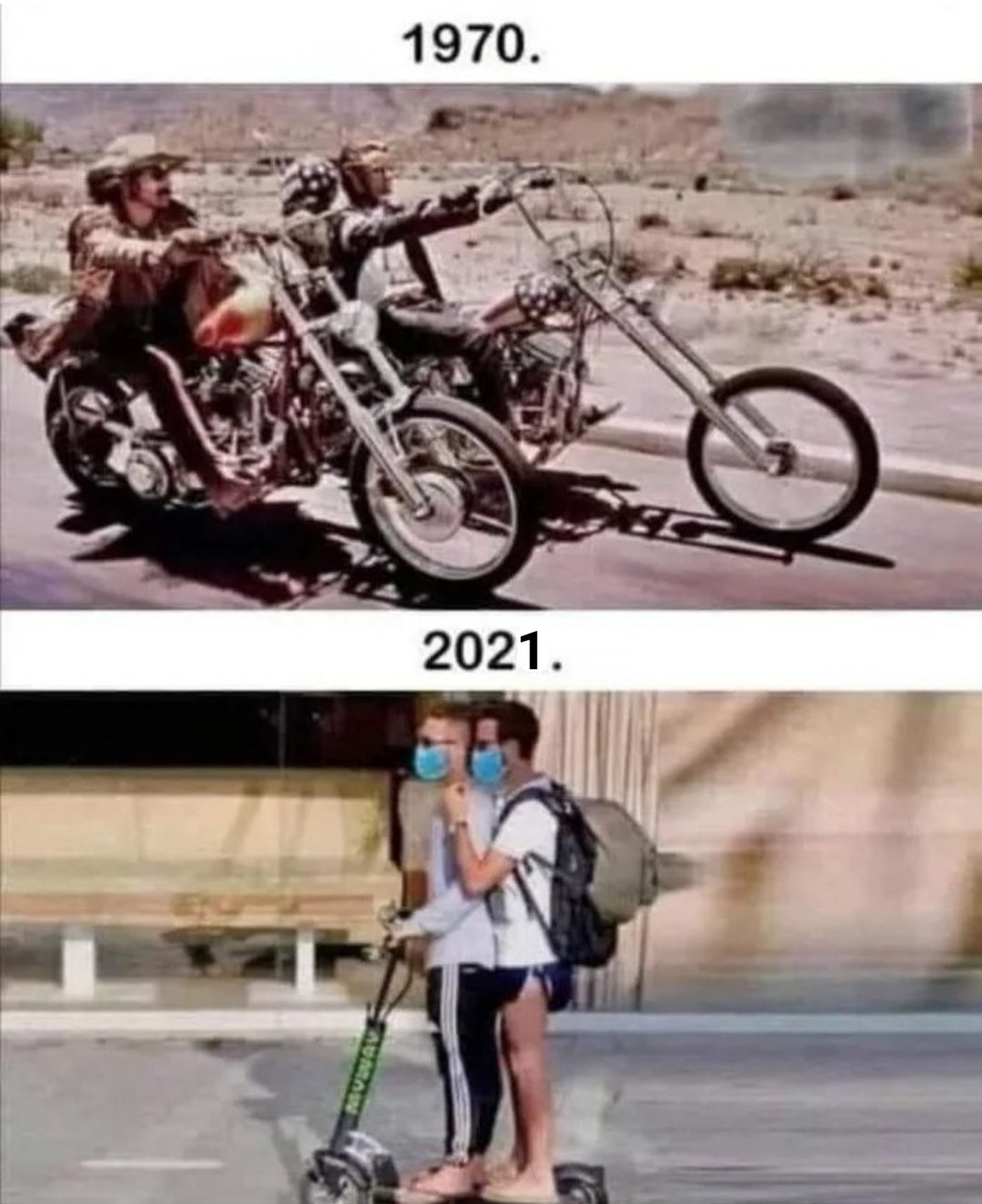 2021 be like - meme