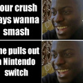 dongs in a switch