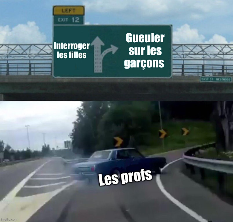 C'est la vie… - meme