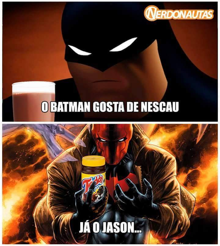 Nescau>>>>>>>>>>>toddy=lixo - meme