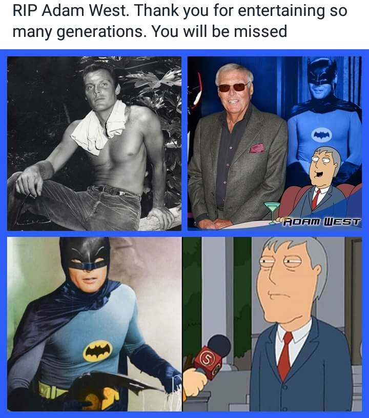 RIP Batman :( - meme