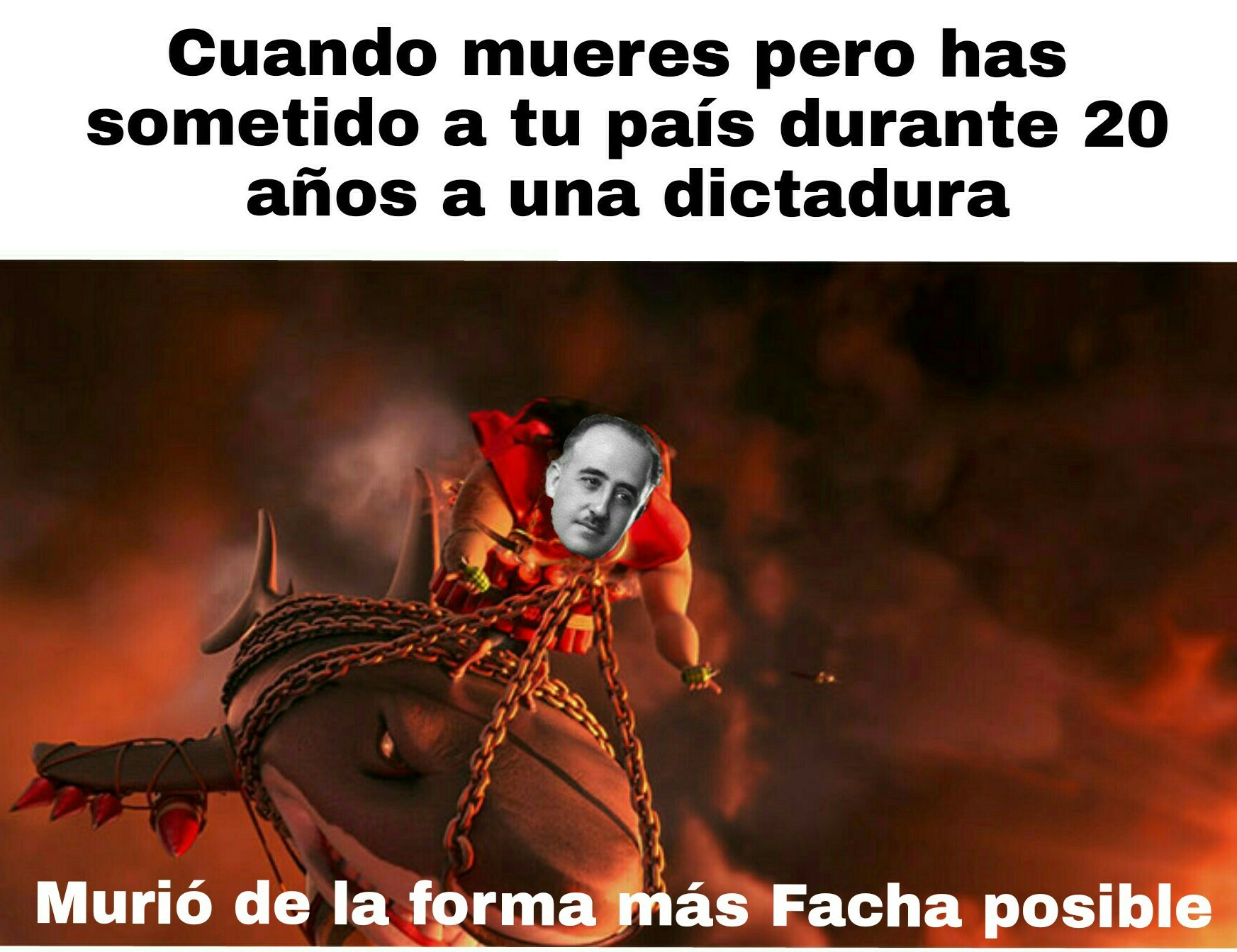 Tito Francis. - meme