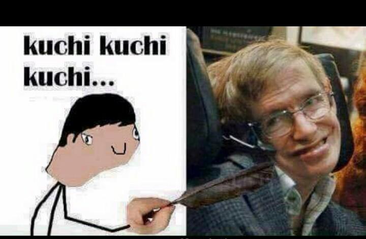 Kuchi kuchi - meme