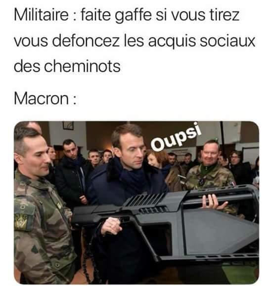 Grève sncf - meme
