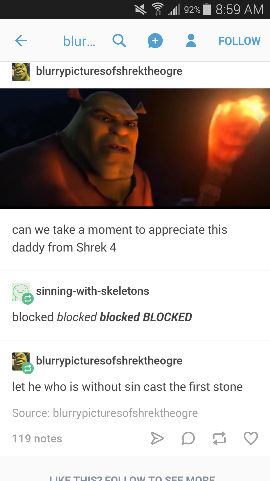 Regular Shrek or daddy shrek? - meme