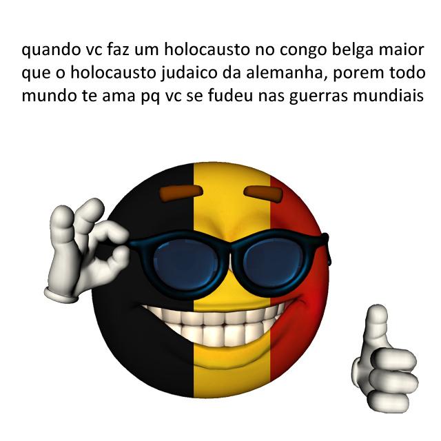 carunchos belgica - meme