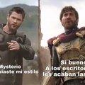 Thor vs Mysterio