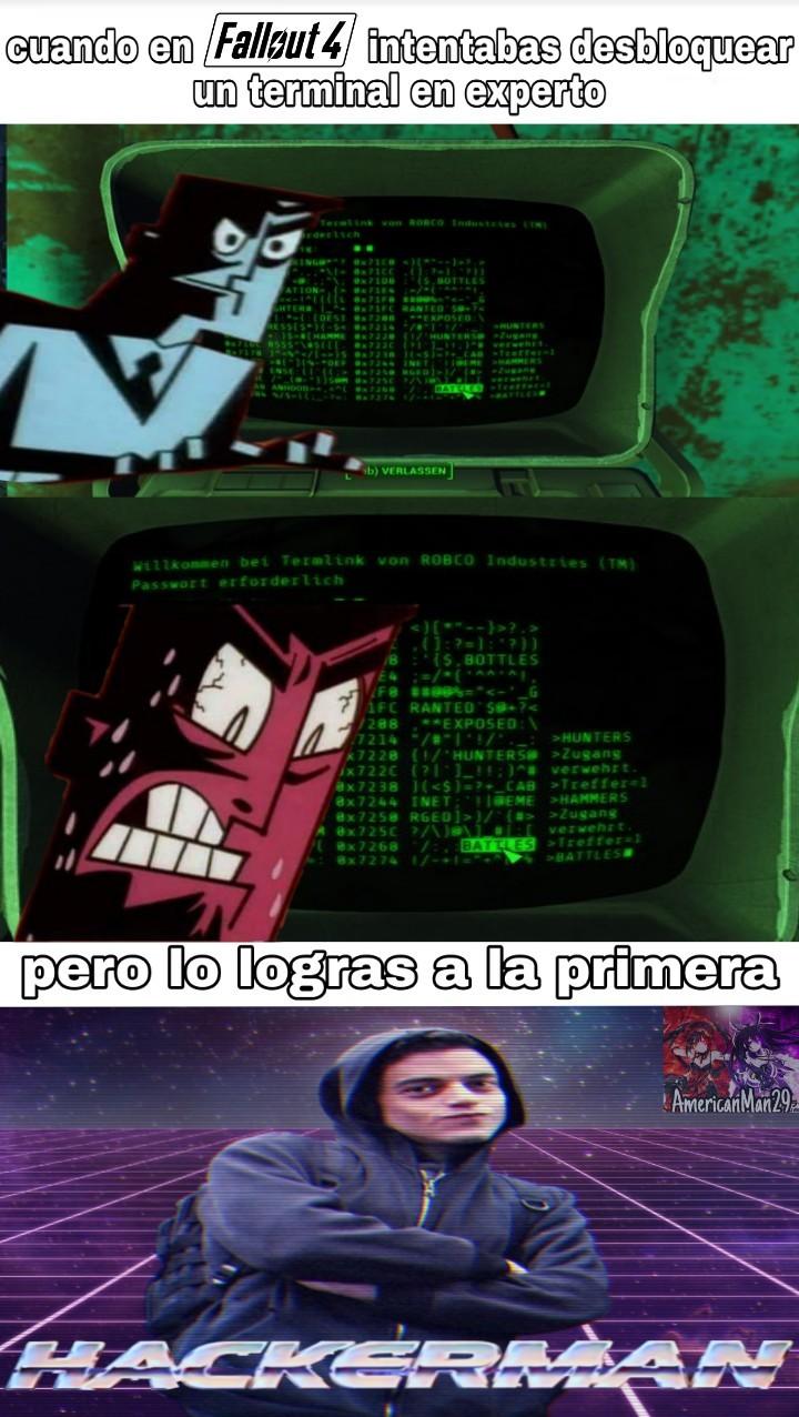 O en fallout 3... - meme