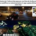 Héroe sin duda