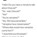 bruh vampire