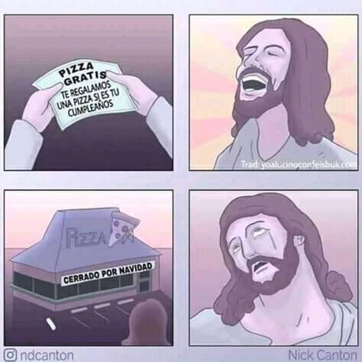 Pobre Yisus - meme