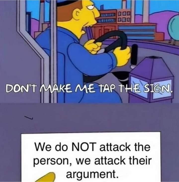 Thank you, Mr. Bus Driver - meme