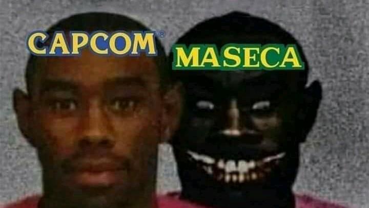 Maseca=gigachad - meme