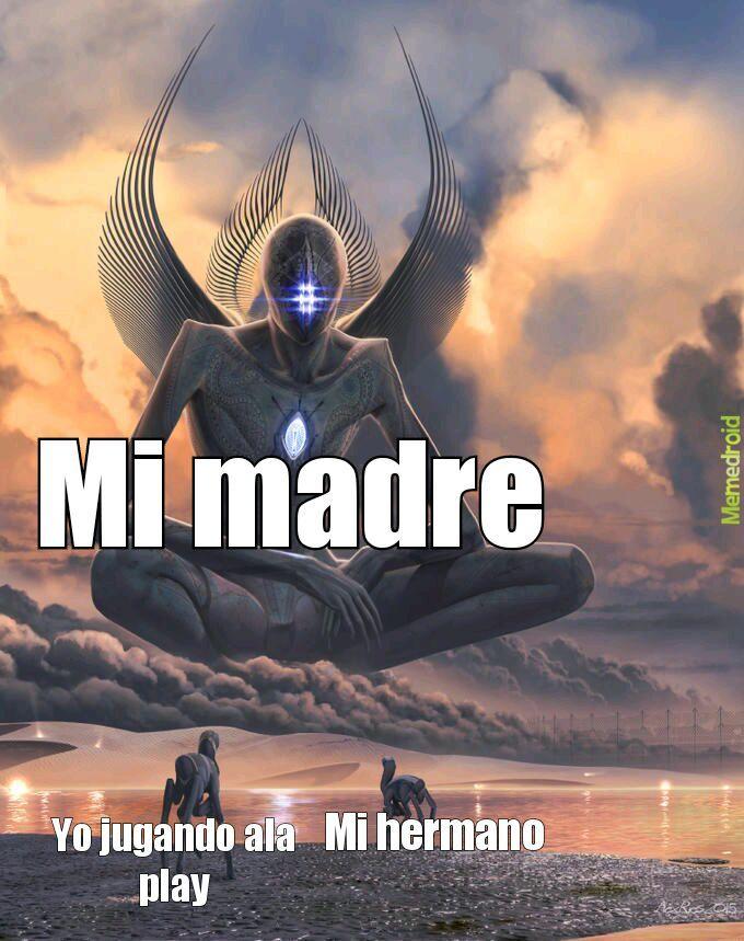 El titulo es madre :`) - meme