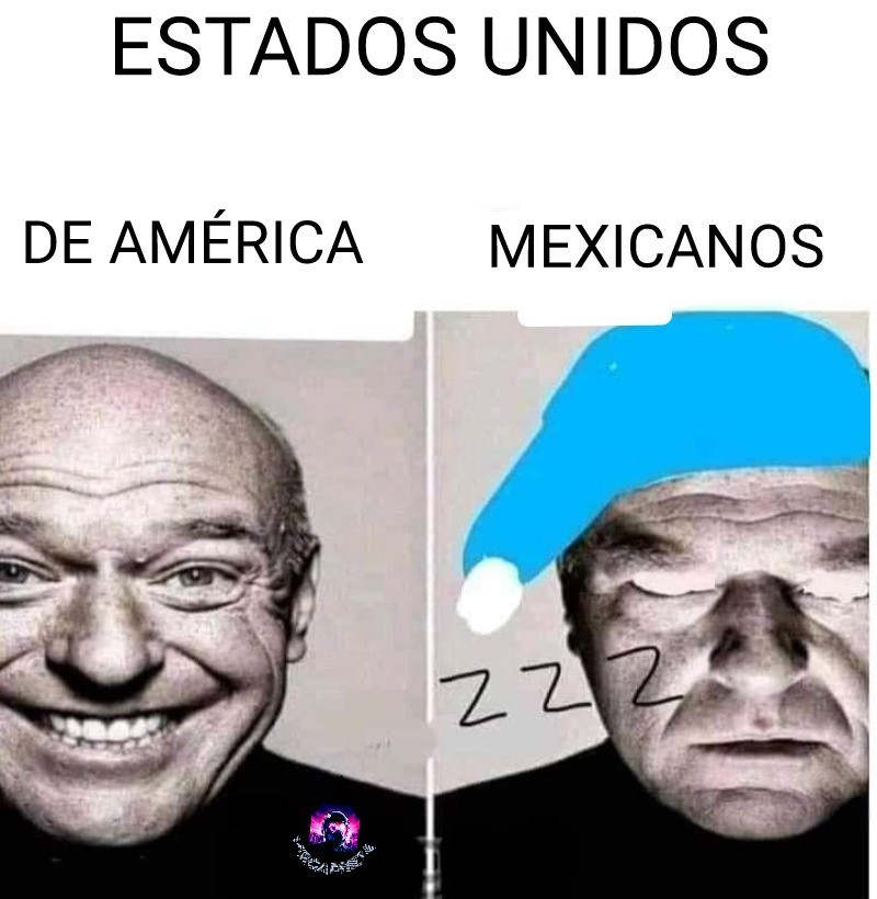 El nombre oficial de México es Estados Unidos Mexicanos. Jaja lo bueno es que soy de Oaxaca y no vivo en México - meme