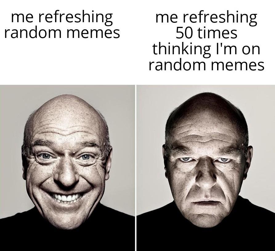 Why am I so stupid... - meme