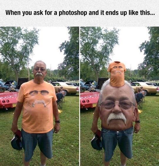 I identify as a shirt - meme