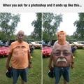 I identify as a shirt