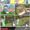 Aranha jogando csgo :)