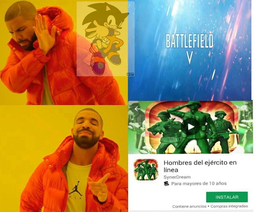 Primer meme :-)