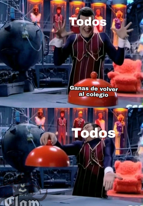 No quiero ir señor Stark - meme