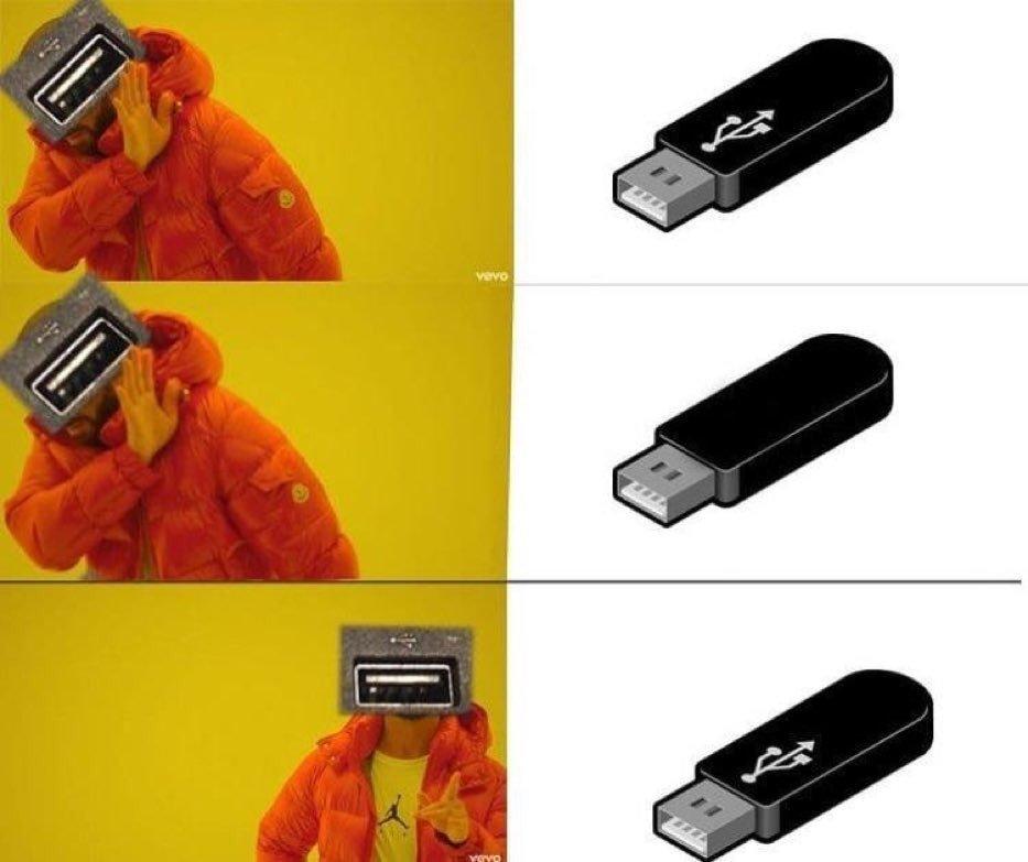 Toujours le même problème - meme
