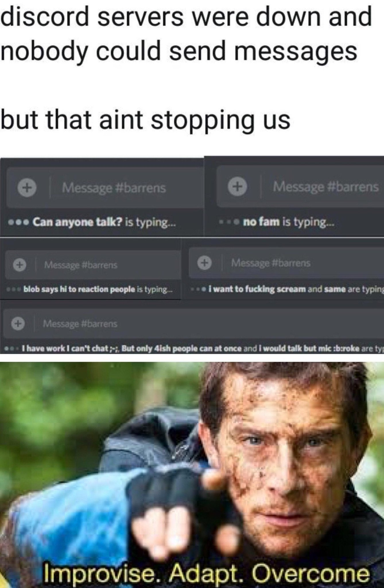 Adapt - meme