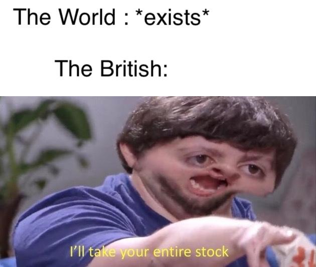 sticky stocks - meme
