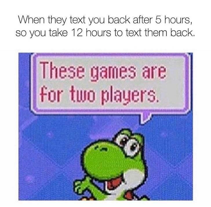Both can play - meme