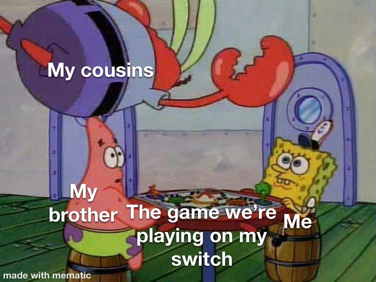 Oh gawd no - meme