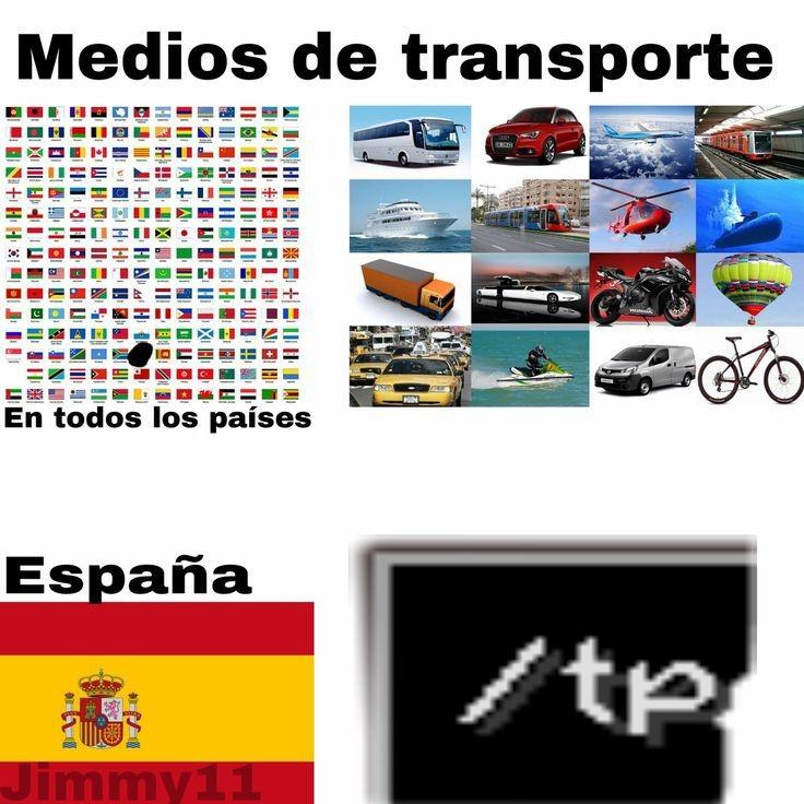 Ke biba España coño - meme