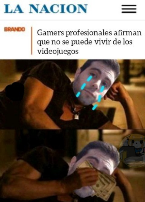 Guadefok vergetta yorando - meme