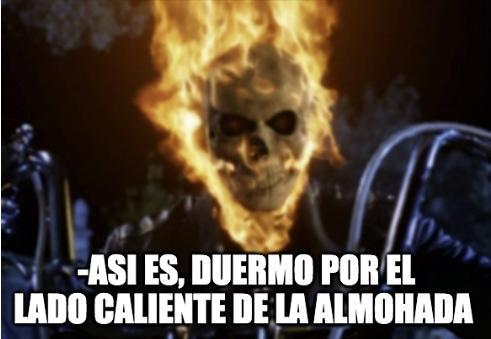 venezolano ardido: (inserte risas enlatadas) - meme