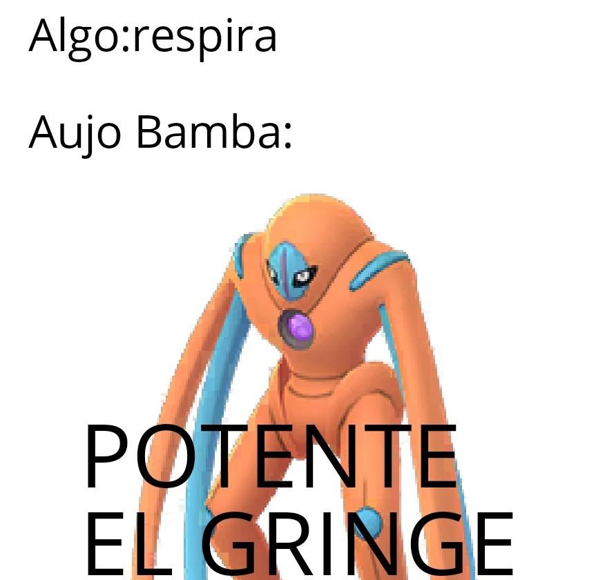 Argentinos? - meme