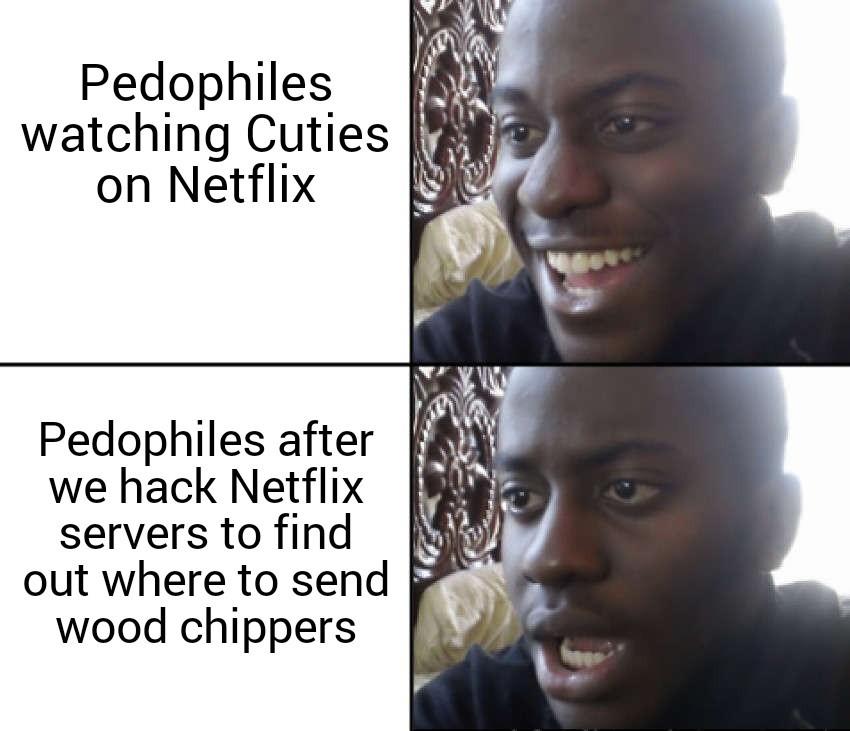 Watch Cuties - meme