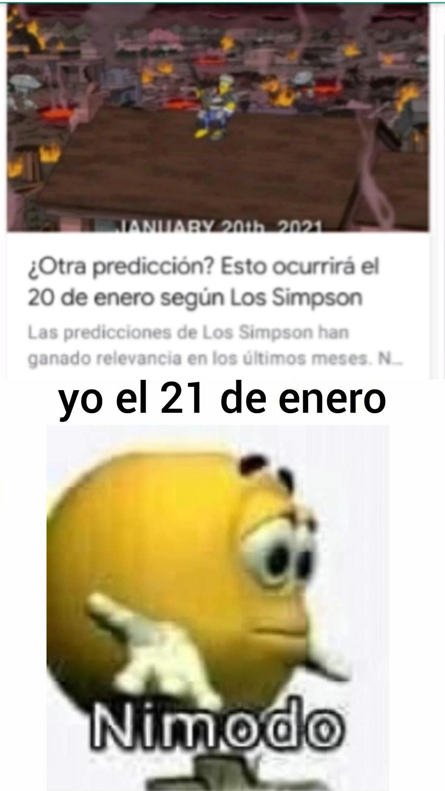 nimodo - meme
