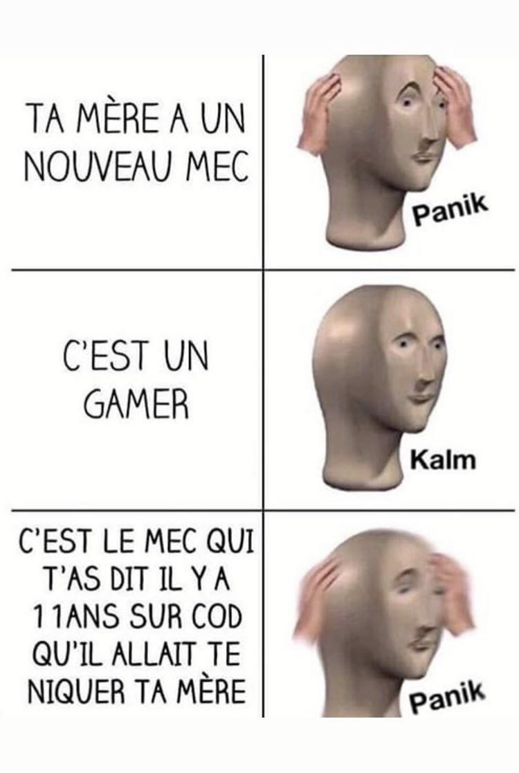 Ah! - meme