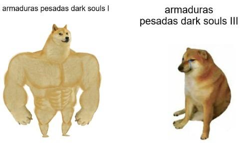 armaduras - meme