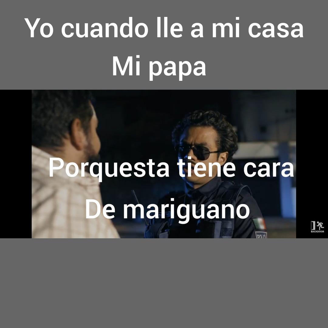 Mariguana - meme
