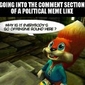 Game: Conker's Bad Fur Day for N64