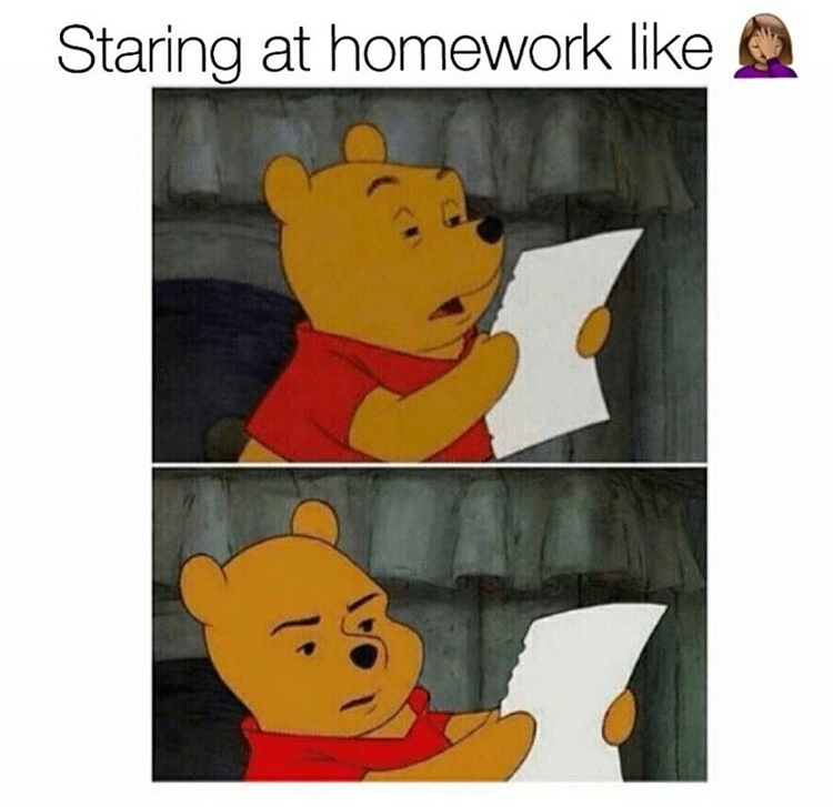 I never studied this - meme