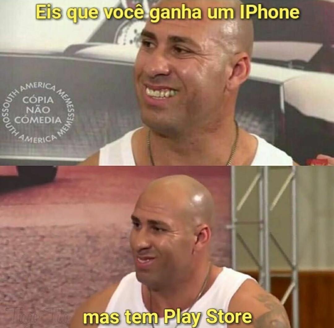 iPhone O R I G I N A L - meme