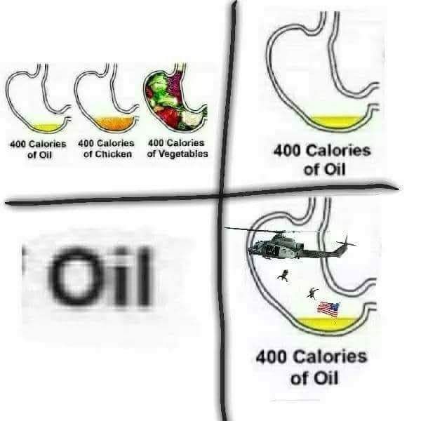 Oil #2 - meme