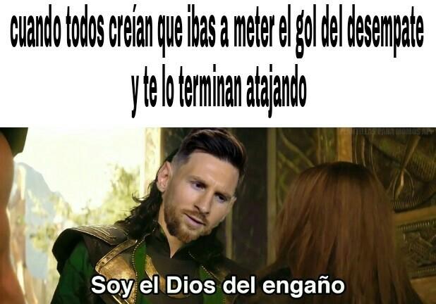Fucking dios - meme