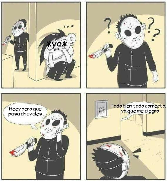 Como voy a morir - meme